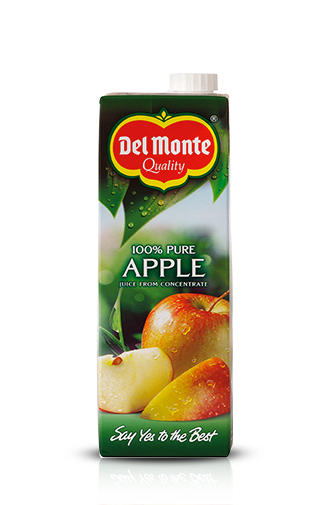 1L 100% Pure Apple Juice