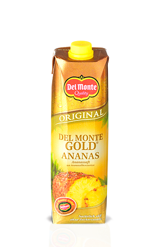 100% Del Monte Gold® Pineapple Juice