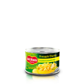 Del Monte Europe Pineapple Chunks in Lemon Flavoured Syrup
