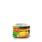 Del Monte Europe Pineapple Chunks in Mango Flavoured Syrup
