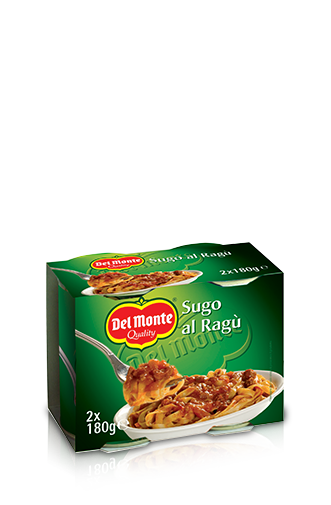 Del Monte Europe Ragu Bolognese Sauce