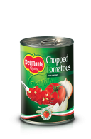 Chopped Tomatoes with Onion